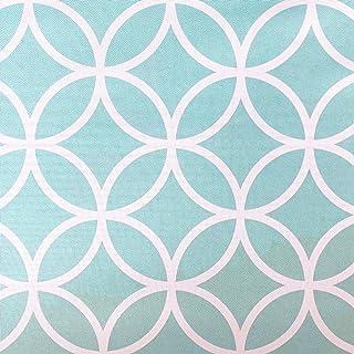 NOVELY OXFORD 210D Polsterstoff   1 lfm   Polyester Outdoor Wasserabweisend Dekostoff   Streifen Pastell   OX-T-D128