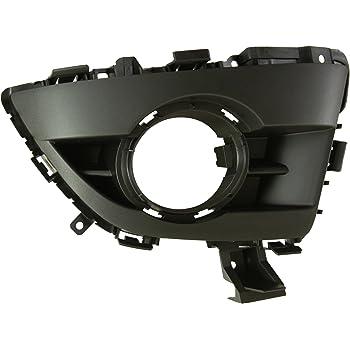Genuine Mazda Parts C247-50-C21D Driver Side Front Bumper Insert