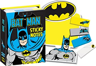 Sponsored Ad - DC Comics Batman Sticky Notes Booklet