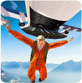 Prison Escape Survival Simulator Mission Of Jail Criminal: Prisoner Jail Breakout In Airplane Games For Kids Free