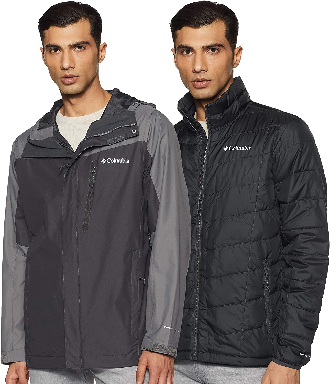 Columbia Men's Whirlibird Iv Interchange Jacket