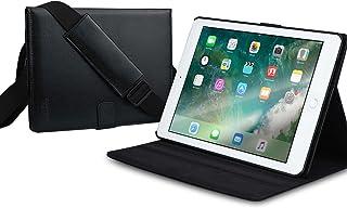 Cooper Cases Funda Universal Tipo Portafolio de Viaje (TM) Magic Carry II para Apple iPad 6, iPad 5, iPad Air 1, iPad Air 2 con Asas para Mano y Hombro