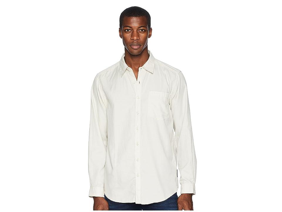 ExOfficio BugsAway(r) Corfu Long Sleeve Shirt (Light Stone) Men