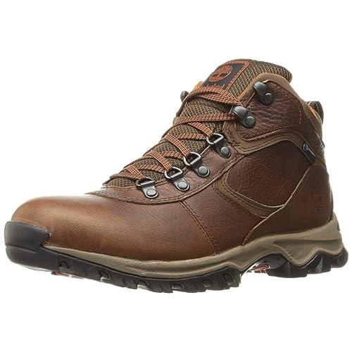 bc6eb181e3 Timberland Full Grain Leather Boots: Amazon.com