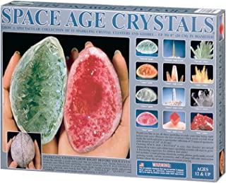Space Age Crystal Kit: 13 Crystals