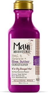 Maui Moisture Heal & Hydrate + Shea Butter Conditioner, 13 Fl Oz, 13 Oz