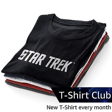 Star Trek T-Shirt Club Subscription - Men - Large