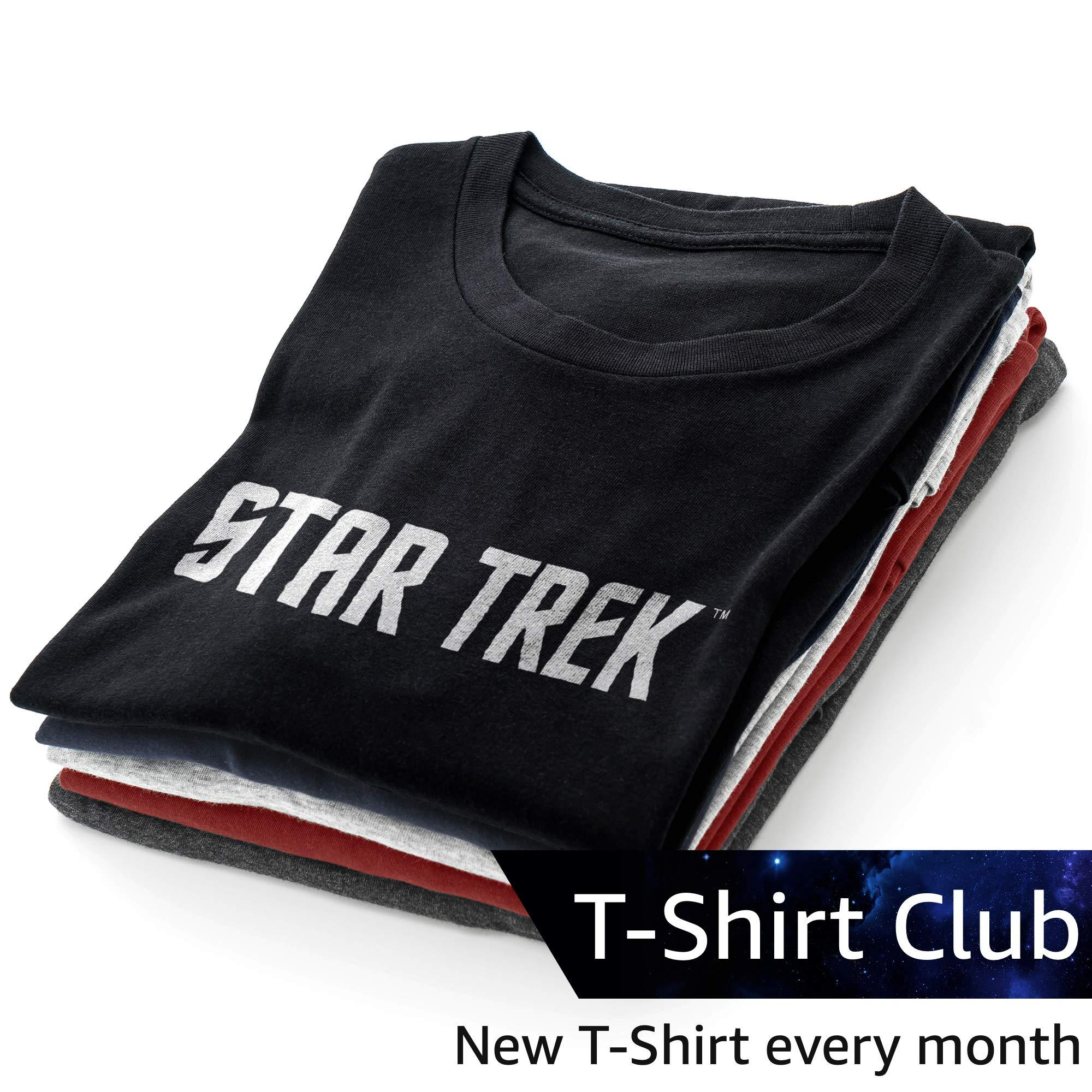 Star Trek T-Shirt Club Subscription - Men - Large