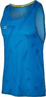 ميزونو 440535.5S5S.07.XL ملابس كرة الطائرة شاطئية زرقاء ديفا