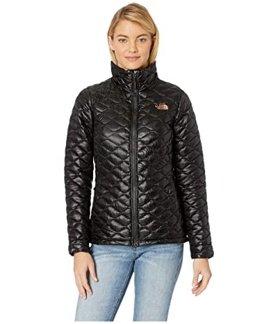 The North Face ThermoBalltm Jacket (TNF Black Shine) Women