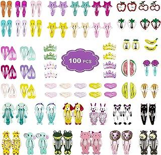5XFermaglio per capelli farfallaForcina per bambini LO