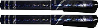 Dallas Cowboys Metallic Logo Pen 2pk