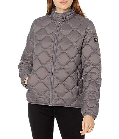 UGG Selda Packable Quilted Jacket (Dark Grey) Women