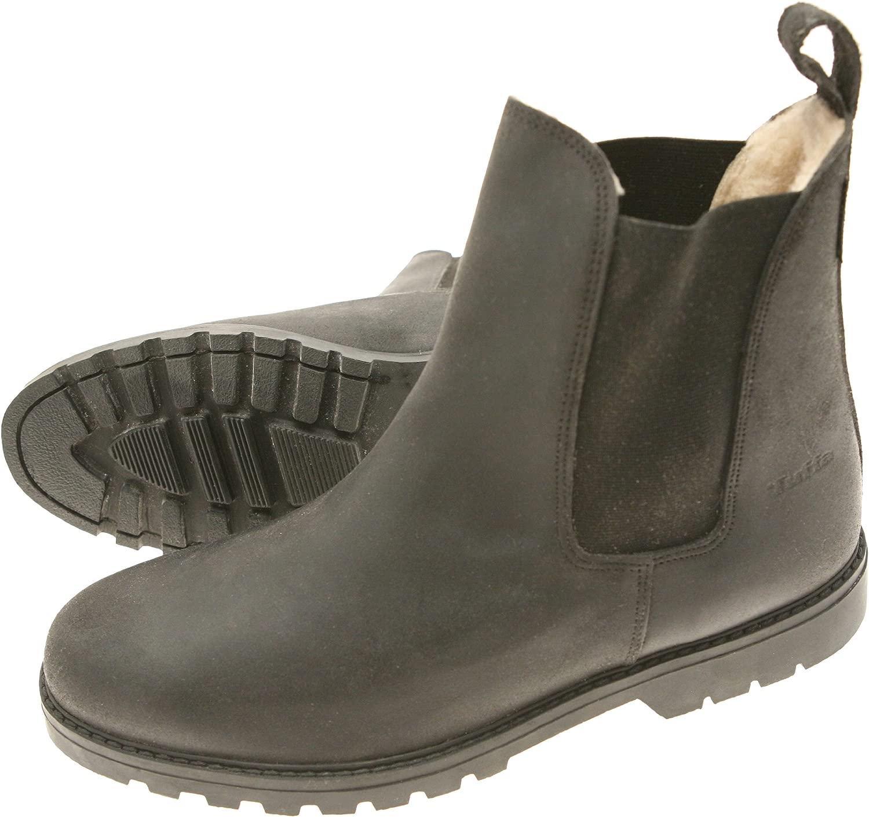 Chelsea-Stiefel Clysdale, Fleece, ideal ideal zur Gartenarbeit  Wir bieten verschiedene berühmte Marke