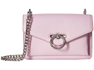 Rebecca Minkoff Jean Crossbody (Light Orchid) Cross Body Handbags
