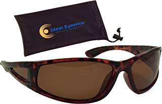 نظارات شمسية مستقطبة عائمة مثالية لصيد الأسماك وركوب القوارب والرياضات المائية