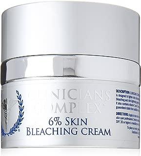 6 hydroquinone cream