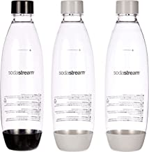 Sodastream Source/Play - 3 bouteilles de Gazéification 1L