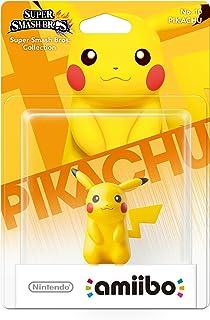 Nintendo Pikachu Amiibo - Figuras de acción y de colección (Collectible Figure, Multicolor)