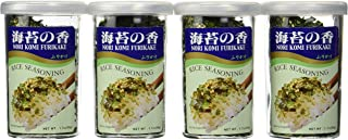 JFC Nori Fumi Furikake Rice Seasoning, 1.7-Ounce Jars (Pack of 4)