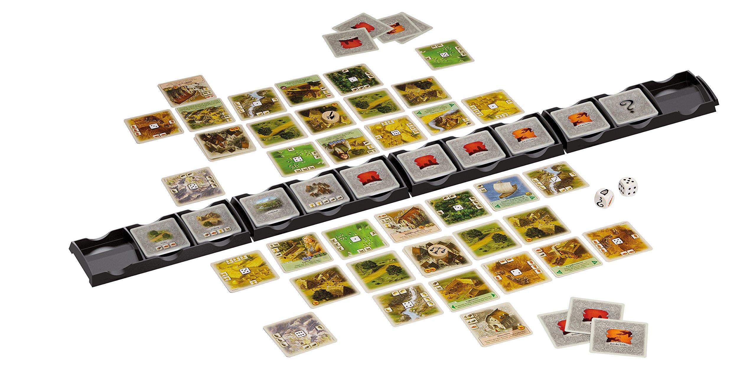 KOSMOS 69373 - Juego de Tablero (Multi): Teuber, Klaus: Amazon.es: Juguetes y juegos
