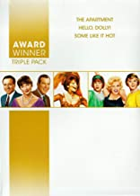 The Apartment / Hello Dolly! / Some Like It Hot (Award Winner Triple Pack)
