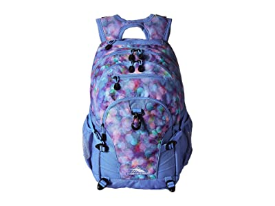 High Sierra Loop Backpack (Shine Blue/Lapis) Backpack Bags