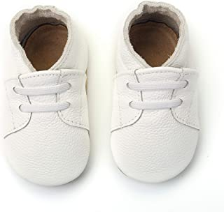 f60065def50dc Amazon.fr   Blanc - Chaussons   Chaussures bébé garçon   Chaussures ...