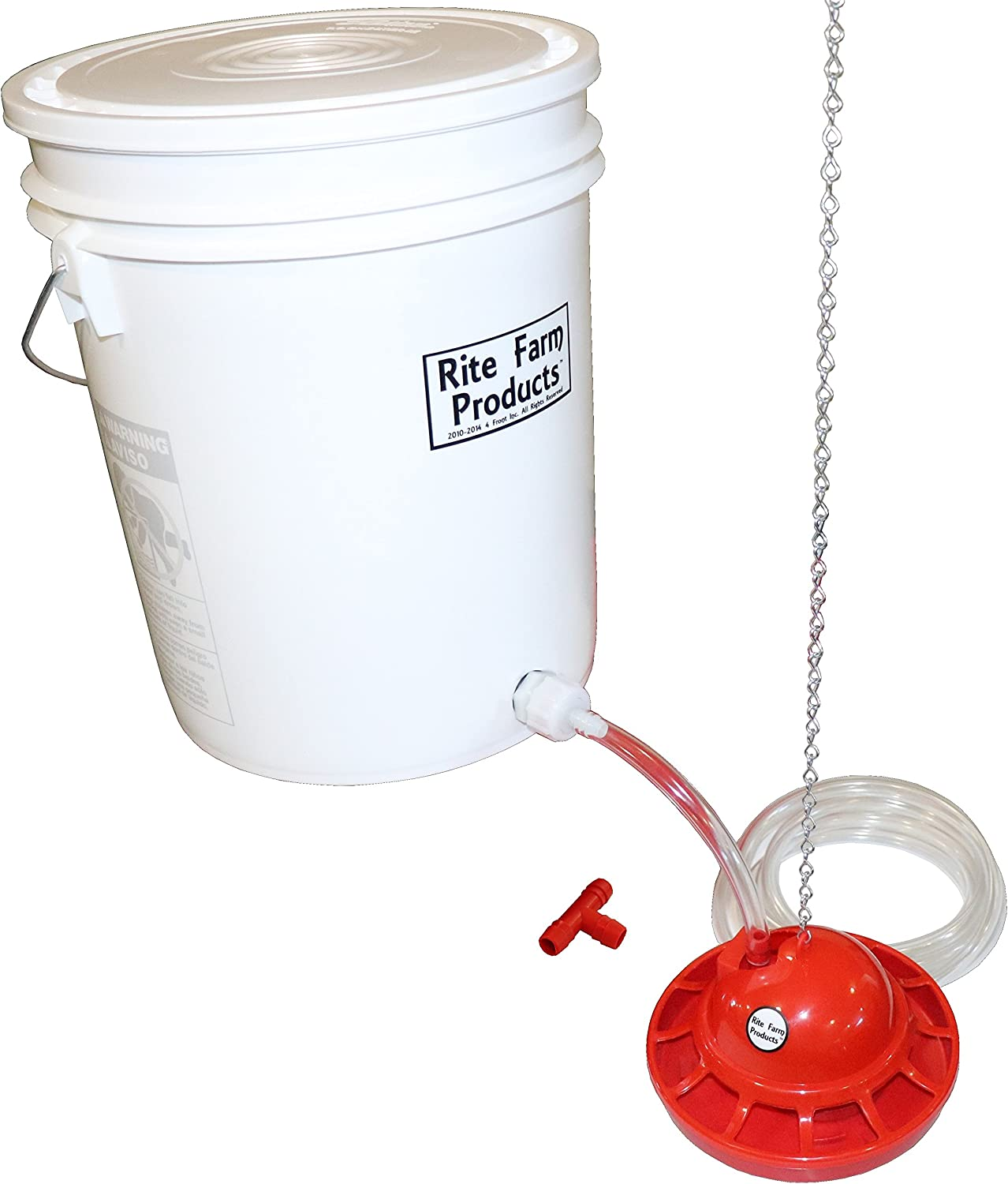 RITE OFFicial shop FARM PRODUCTS AUTO PRO Seattle Mall CHICK CHICKEN D WATERER KIT COMPLETE