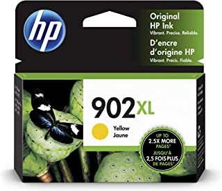 HP 902XL   Ink Cartridge   Yellow   T6M10AN