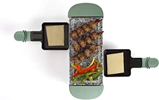 LIVOO DOC156V Appareil à raclette 2 Personnes, 350 W