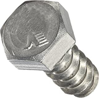 The best fasteners 5//8x3-1//2 Hex Lag Screws Plain 75