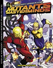 Best mutants and masterminds 2nd edition Reviews