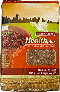 Sponsored Ad - Golden Phoenix Thai Red Cargo Rice - Whole Grain Rice, High Fiber Content, All-Natural, No Artificial Color...