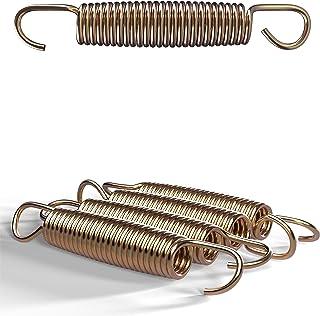 Ersatzfedern Spiralfedern Trampolinfedern für Gartentrampolin Outdoortrampolin