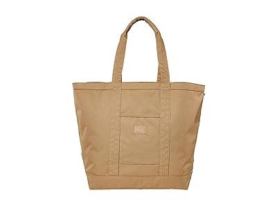 Herschel Supply Co. Bamfield Mid-Volume (Kelp) Tote Handbags