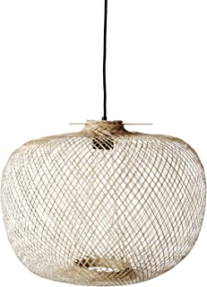 Bloomingville Lampe suspendue, nature, bambou