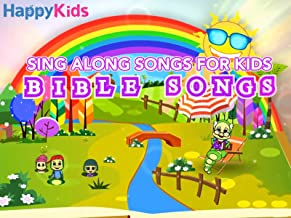 Sing-Along-Songs for Kids: Bible Songs