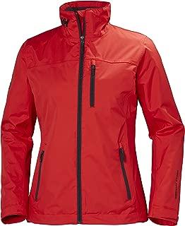 Crew Midlayer Fleece Lined Waterproof Windproof Breathable Rain Coat Jacket