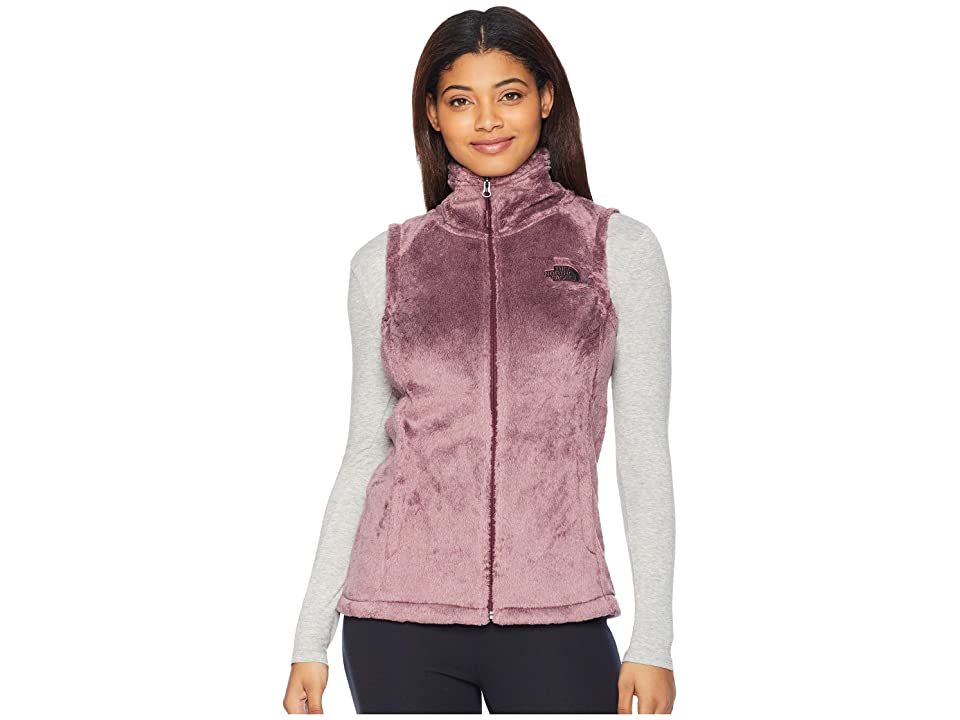 The North Face Osito Vest (Fig Heather) Women