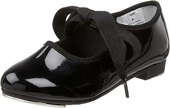Dance Class T100W Patent Flexible Tap Shoe (Toddler/Little Kid)