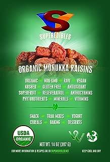 Organic Monoukka Raisins