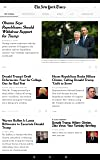 NYTimes - Breaking Local, National & World News