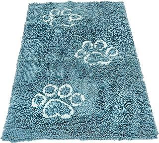 Dog Gone Smart Dirty Dog Doormat, Runner, Pacific Blue