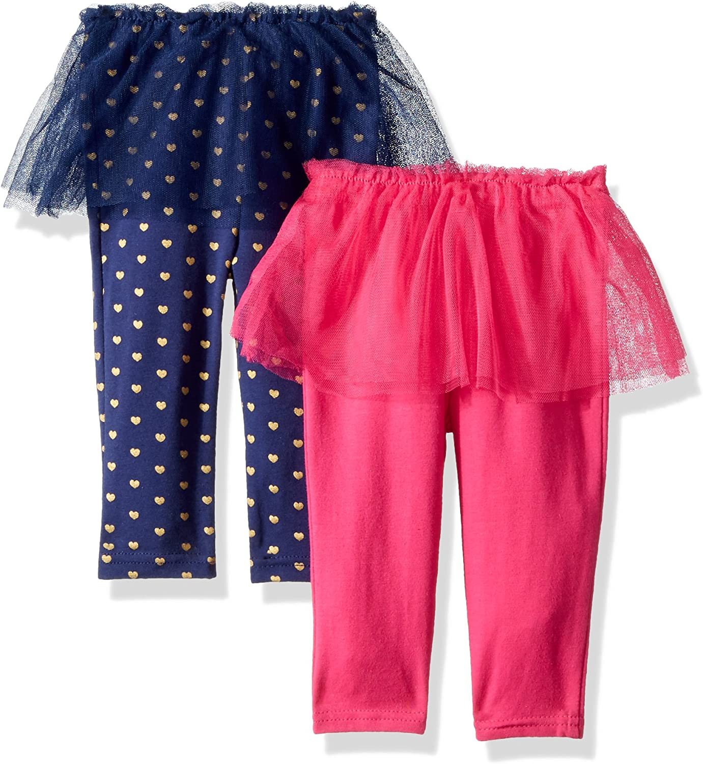 Hudson Baby Unisex Baby Cotton Pants and Leggings