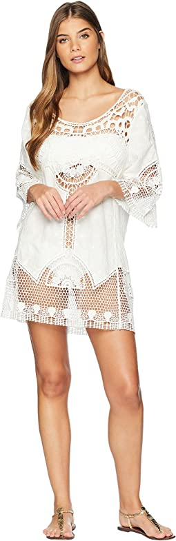 Zen Oasis Tunic Dress Cover-Up