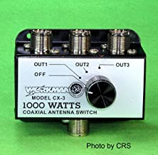 3 position antenna switch