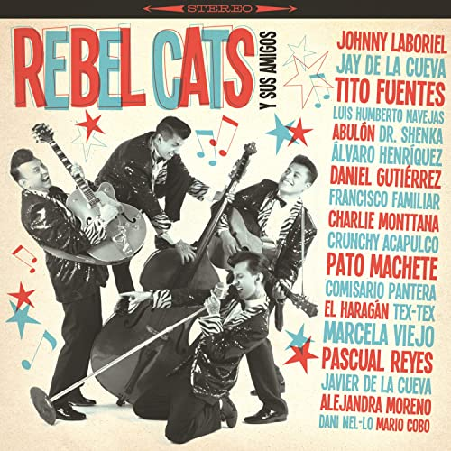Para Nada [feat. Comisario Pantera] by Rebel Cats on Amazon Music - Amazon.com