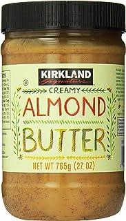 Kirkland Signature Creamy Almond Butter 765g