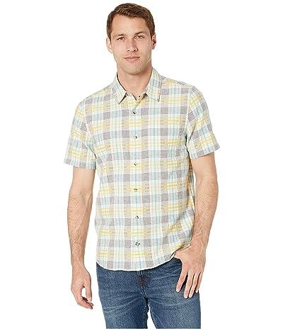 Toad&Co Airboat Short Sleeve Shirt (Salt) Men